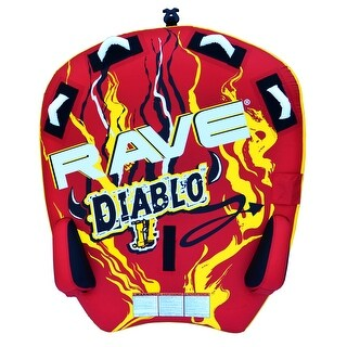 Rave sports rave diablo ii towable 02318
