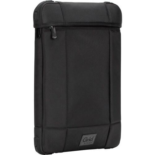 Targus TSS847 Targus vertical TSS847 Carrying Case (Sleeve) for 12.1 Inch Notebook - Grid Black