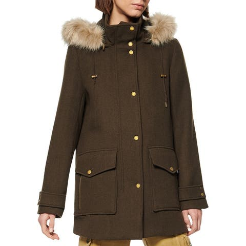 Marc New York 31.5 Duffle Coat