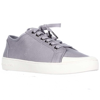 MICHAEL Michael Kors Harlen Lace Up Casual Sneakers - Lilac