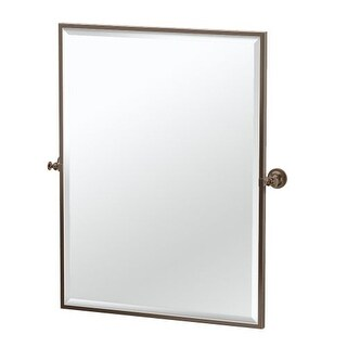 Gatco 4029FS Tavern Wall Mounted Framed Rectangle Mirror