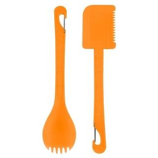 Ultimate survival technologies 20-12407 ultimate survival technologies 20-12407 klipp serving set, orange