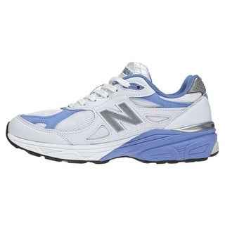 New Balance Womens W990WB3 Low Top Lace Up Tennis Shoes