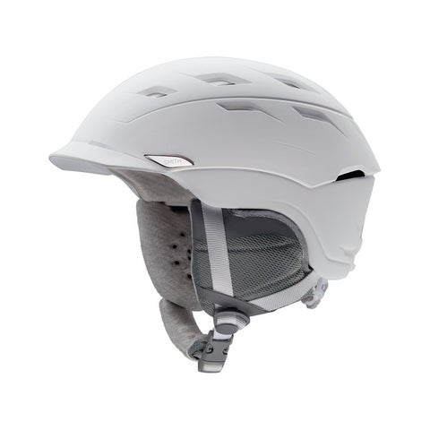 Smith Optics Helmet Womens Valence Outdoor Tech Audio - Black Pearl