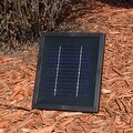 Sunnydaze Marsala Solar Wall Fountain - Color options may be available - Thumbnail 5