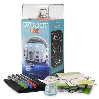 Ozobot Evo Starter Pack - White