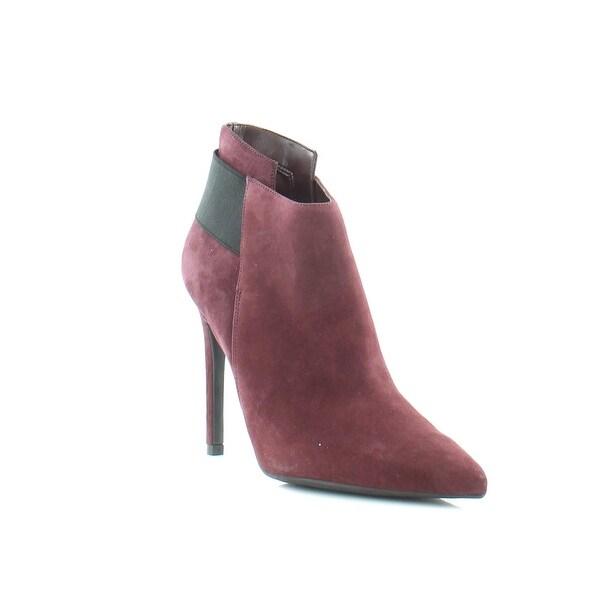 Guess Oliva Women's Heels Red Multi - 9