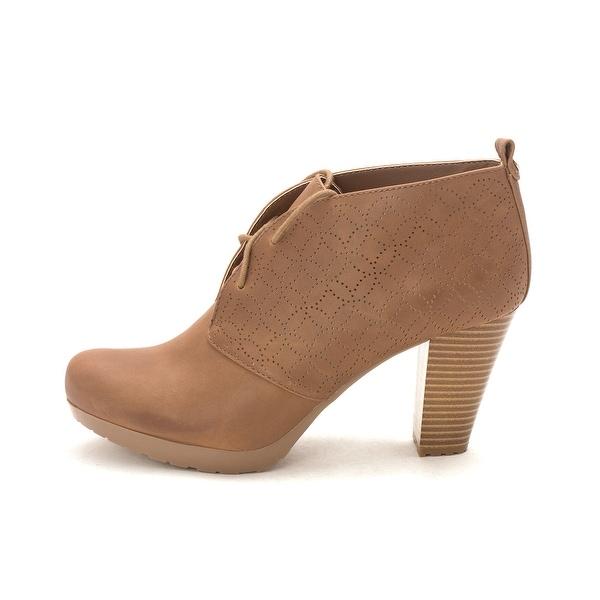 Giani Bernini Womens Orella Closed Toe Ankle Fashion Boots