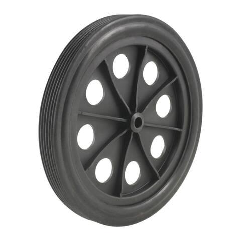 "Apex SC9014-P03 Shopping Cart Wheel, 10"""