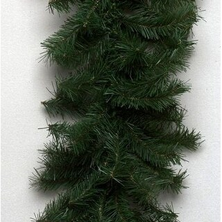 "9' x 12"" Canadian Pine Garland 50CL"