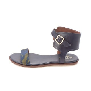 Cole Haan Womens 14A4080S Open Toe Casual Ankle Strap Escape Blue Size 60