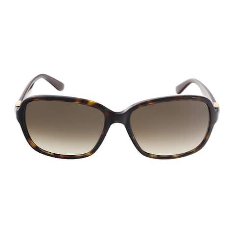 Salvatore Ferragamo SF606S 214 Tortoise Rectangular sunglasses - 58-17-130