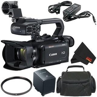 Canon XA15 Compact Professional Camcorder Bundle