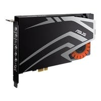 Asus Sound Card STRIX SOAR 8 Channel PCI Express 116dB with audiophile-grade DAC Retail