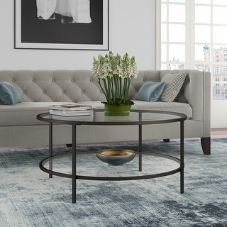 Link to Silver Orchid Stossel 1-shelf Coffee Table Similar Items in Living Room Furniture