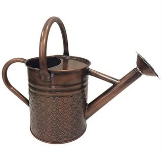 Gardener Select GSAW8105QDF 4 Litre 1.06 gal Watering Can Copper