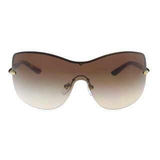 DKNY DY5081 118913 Brown Rectangle Sunglasses - 38-13-125