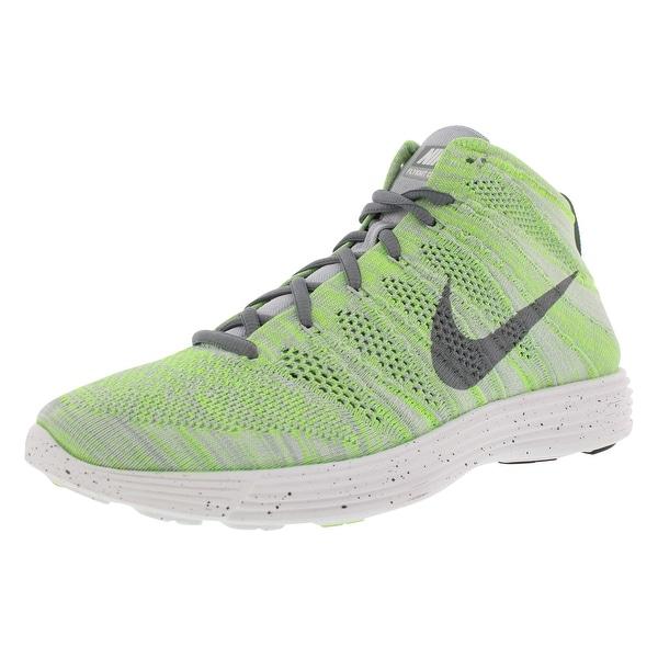 Nike Lunar Flyknit Chukka Running Men's Shoes