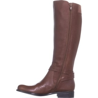 aad6c21182c Naturalizer Womens Jelina Almond Toe Knee High Fashion Boots