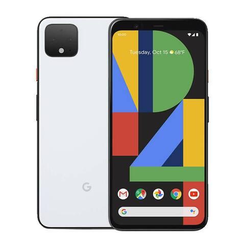 Google Pixel 4 64GB G020I White Verizon Refurbished Smartphone