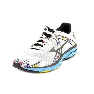 Mizuno Wave Inspire 10 Round Toe Synthetic Running Shoe
