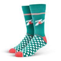 Cool Socks 7up Bubbles Knit Socks, 6-13