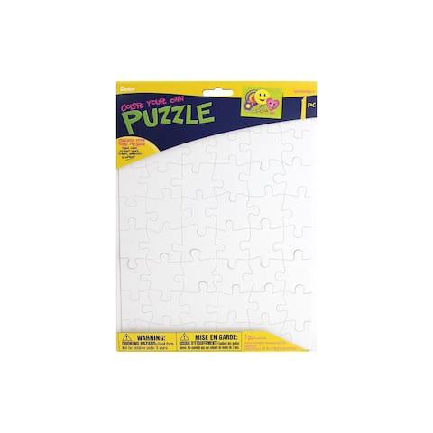 Puz101 darice color in puzzle 8 5x11 48pc