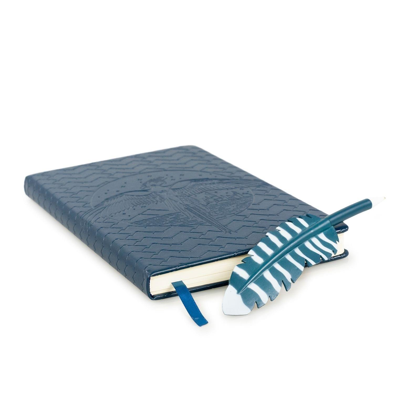 Notebook Phoenix Feather Cream