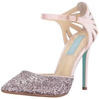 fbfb1fdb76e Buy Pumps Betsey Johnson Women s Heels Online at Overstock