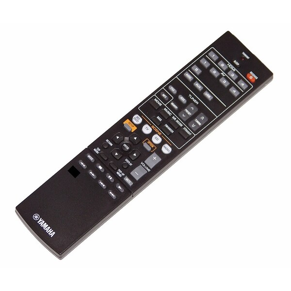 OEM Yamaha Remote Control Originally Shipped With: YHT4910UBL, YHT-4910UBL