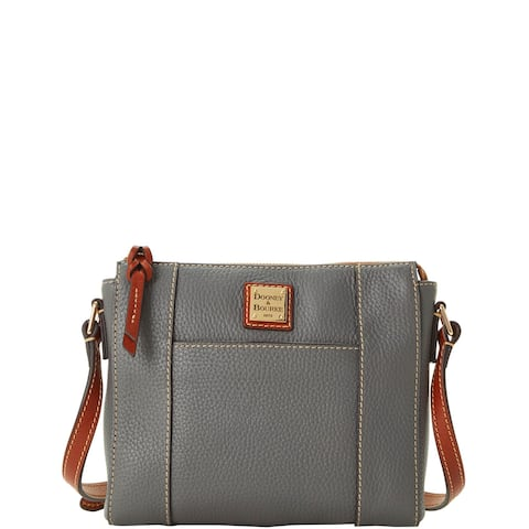 436dcb229f26f0 Dooney & Bourke Pebble Grain Lexington Crossbody Shoulder Bag (Introduced  by Dooney & Bourke in