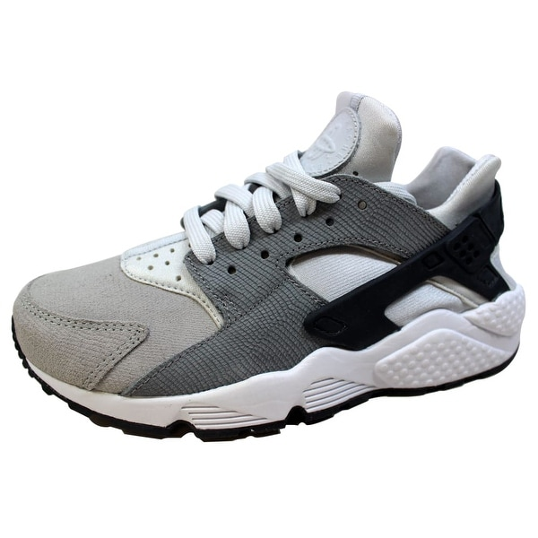 wholesale dealer 7ec36 420e9 Nike Women  x27 s Air Huarache Run Premium Pure Platinum Cool Grey-