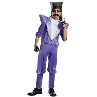 Despicable Me 3 Balthazar Bratt Villain Child Costume