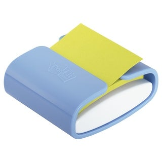 Post-it Pop Up Note Dispenser with Note Pad, Periwinkle