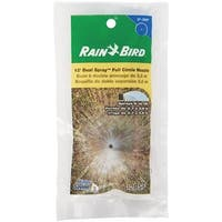Rain Bird Corp. Consumer Full Dual Spray Nozzle 12DSF Unit: EACH