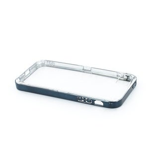 iWalk Hinge Metal Case Scratch Protector for Apple iPhone 4/4S (Dark-Blue)