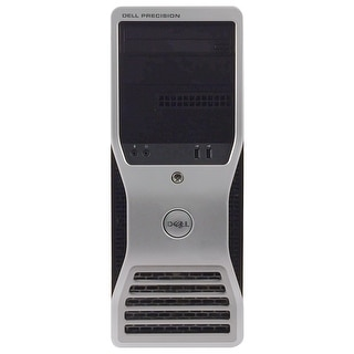 Dell Precision T5500 Workstation Tower Intel Xeon E5504 2.0G 4GB DDR3 500G NVS295 Windows 7 Pro 1 Year Warranty (Refurbished)