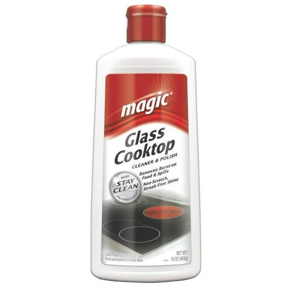 Magic 3061 Cooktop Cream Cleaner, 16 Oz.