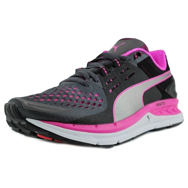 Puma Speed 1000 S Ignite   Round Toe Synthetic  Running Shoe
