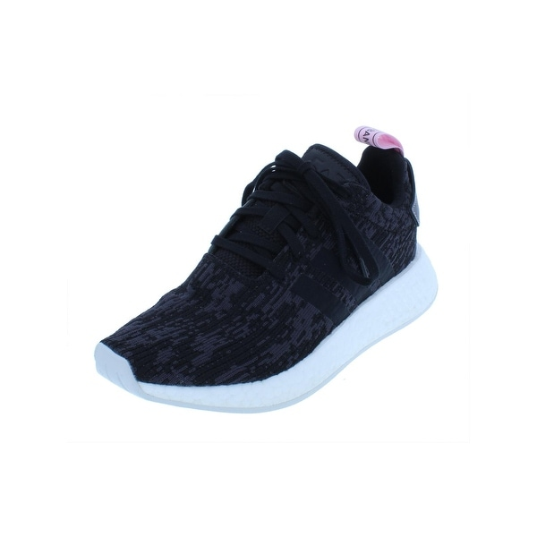 f6fc6b35a89 Shop adidas Originals Womens NMD R2 Running Shoes Trainer Low Top ...