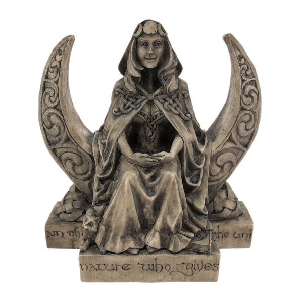 73284671714 Shop Moon Goddess Statue Pagan Wicca Dryad Designs - Free Shipping ...