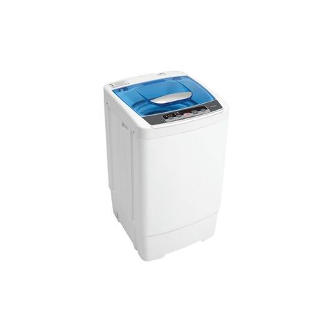"Danby DWM028DB-3 17"" Wide 1 Cu. Ft. Capacity Energy Star Certified Top Loading Washer - White"