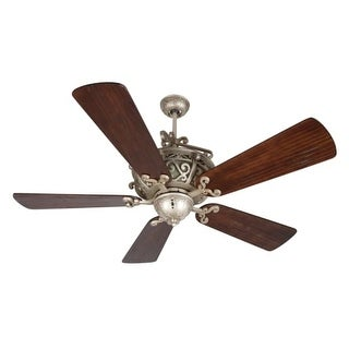"Craftmade K11169 Toscana 54"" 5 Blade Indoor Ceiling Fan with Blades Included"