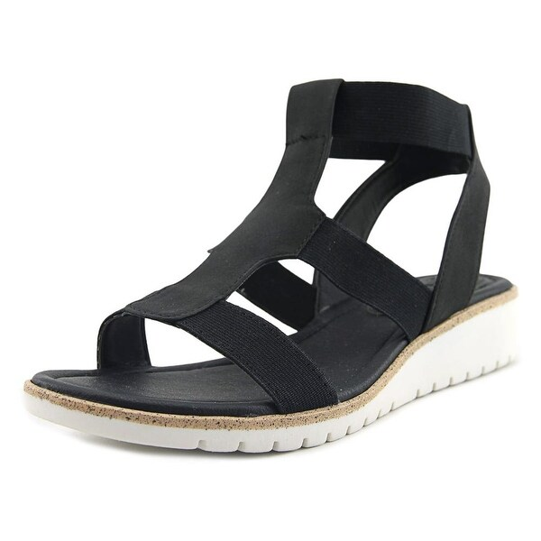 7ae0becbd52 Shop Eurosoft by Sofft Celeste Black Sandals - Free Shipping Today ...