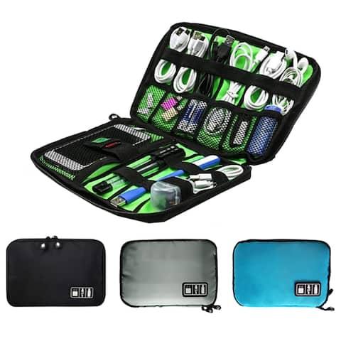 Portable Tech Travel Bag - 3 Colors