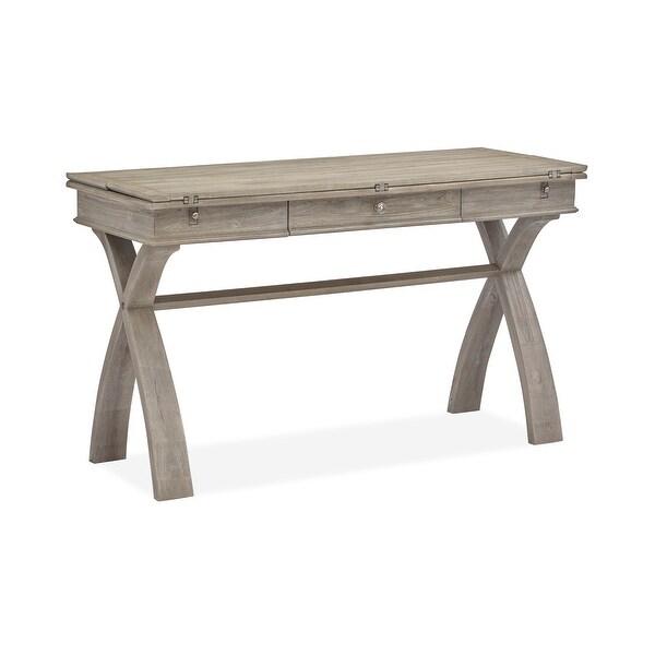 Magnussen Fairbanks Flip-top Sofa Table - 50x20x30. Opens flyout.