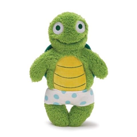 """Gund Bear In Underwear Plush Turtle Myrtle, 9"""""""