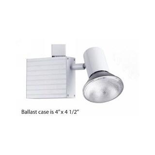 Cal Lighting HT-958/70W Contemporary / Modern 1 Light 70 Watt Adjustable Spot Light for HT Series Track Systems