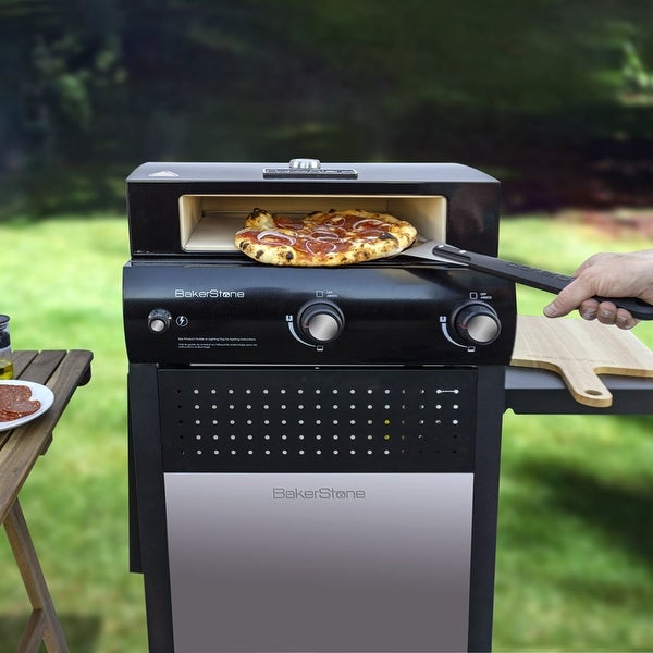 BakerStone Original Series Gas Pizza Oven Box. Opens flyout.