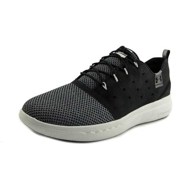 Under Armour Charged 24/7 Low EXP Round Toe Leather Sneakers